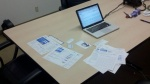paper prototype user test